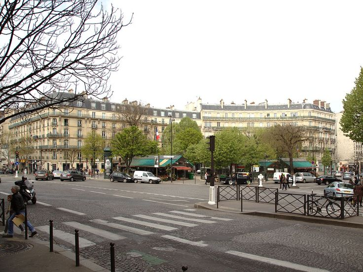 place des ternes | PARIS 75017 | Pinterest