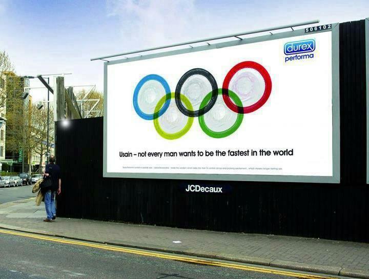 Durex Condoms - Usain Bolt | Ad spoof