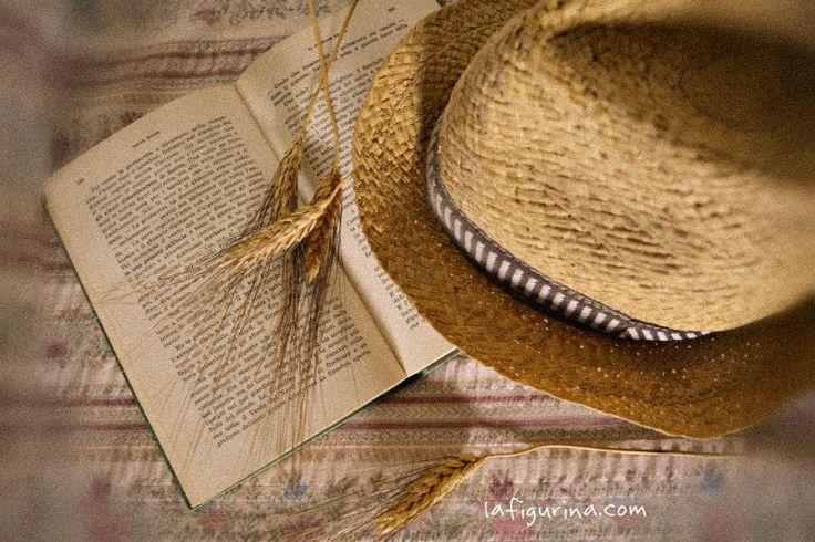 Cappello di paglia www.lafigurina.com
