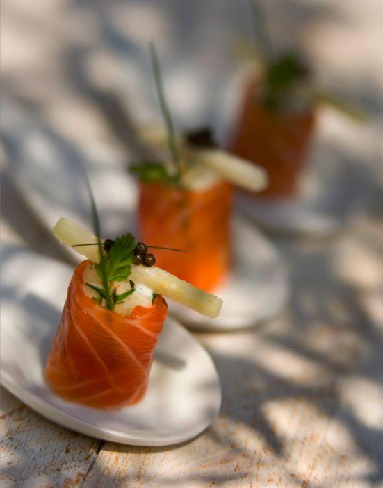 Les 25 meilleures id es de la cat gorie amuse bouche original pour mariage sur pinterest - Amuse gueule aperitif original ...