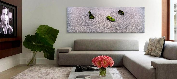 Image result for zen living room