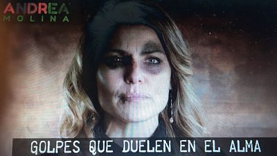 """Diputada Andrea Molina lanza video contra la violencia en la pareja donde aparece """"golpeada"""""""