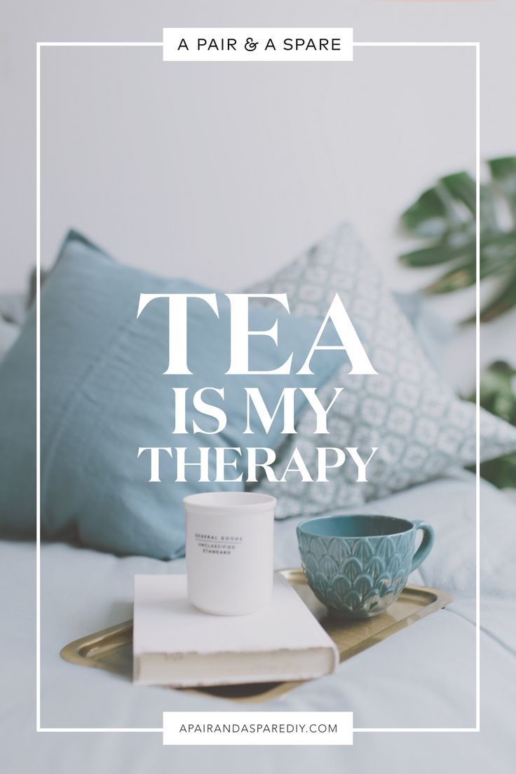 tea-is-my-therapy
