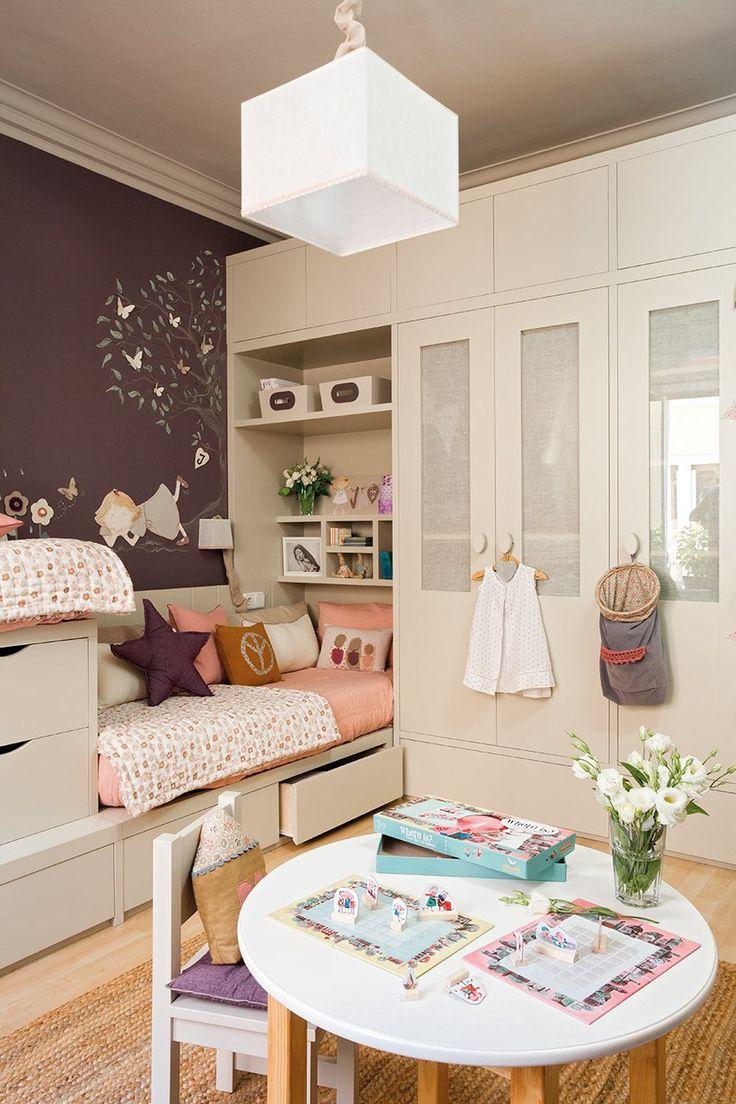 Habitaciones a su medida: las claves de los expertos · ElMueble.com · Niños (Armarios que no pesan)