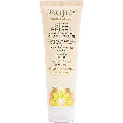 Pacifica Rice Bright Skin Cleansing Paste (Nighttime cleanser)