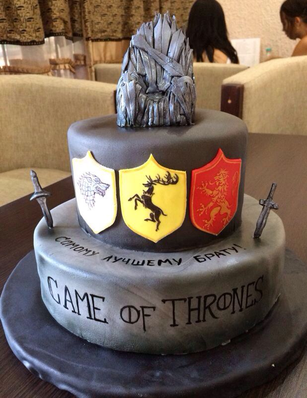 1000 Images About Game Of Thrones Cakes On Pinterest