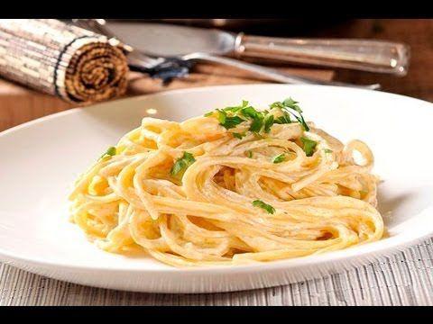 Subir esta receta en http://cocinaycomparte.com/recipes/espagueti-alfredo SUSCRÍBETE a este canal: http://bit.ly/10nAF2t Descubre recetas nuevas: http://coci...