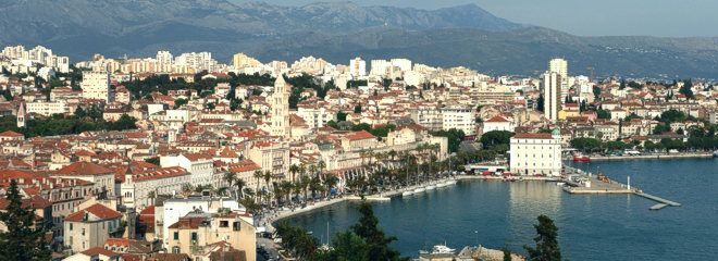 Cheap Split #Holidays to Croatia with Balkan Holidays - #Balkan Holidays