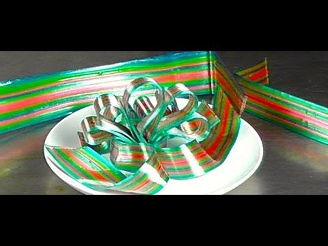 How to Pull Sugar Ribbons Step by Step. Sugar Garnish. Sugar Art by Chef... fitas de açucar