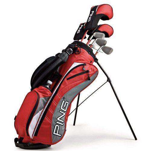 Ping Moxie i Junior Golf Club Set Ages 10-11