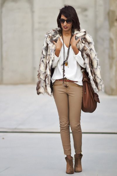 calça caqui feminina - Pesquisa Google