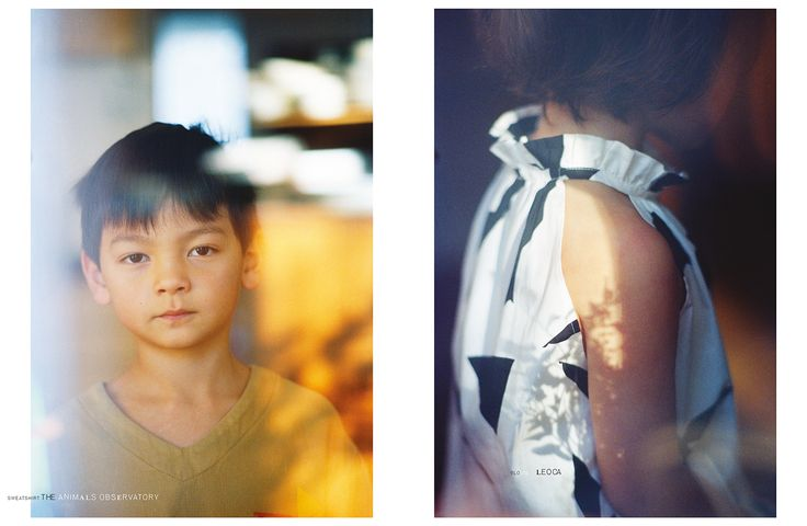 kid's wear Vol.44 - photo by Ola Rindal – Cloudless