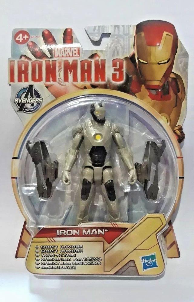 Ghost Armour Figure NEW Marvel Iron Man 3