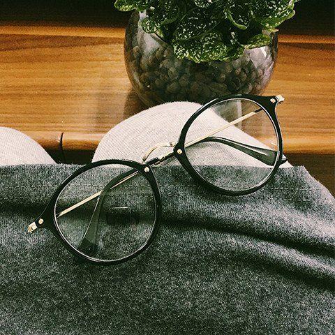 Kawaii Circle Glasses - Rebel Style Shop - 6