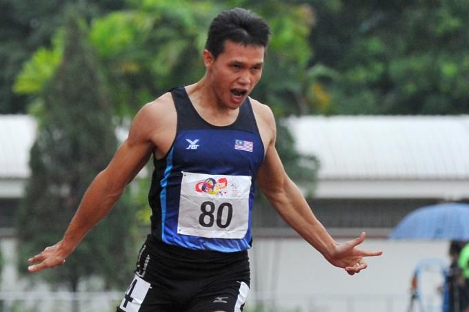 Jonathan Nyepa  Nyepa moves to #1 in 2017 SEA Rankings 100m  June 27, At the South Korean Open in Jeongseon. Jonathan Nyepa of Malaysia may have taken the silver. But for the 21 year old Malaysian sprinter the time of 10.28 has moved him to #1 in SEA Rankings List.  Nyepa finished second behind Kim-Kuk Young of South Korea who timed 10.07.   #1Malaysia Development Berhad scandal #2017 Southeast Asian Games #AirAsia #AirAsia X #Australia #Kuala Lumpur #Malaysia #Najib R