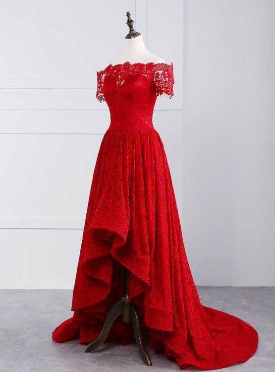 08d30ccd6e Cheap prom dresses 2017 sexy prom dresses off shoulder prom dresses lace   eveningdressesstunning