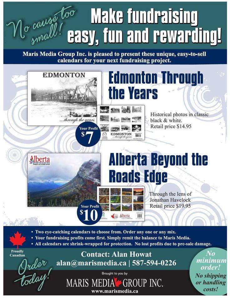 Some lovely 2018 #Edmonton and #Alberta Calendars available   @MarisMediaca #yegmedia