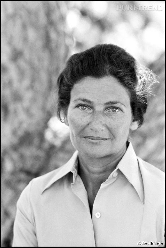 Simone Veil, une femme de caractère et de conviction.