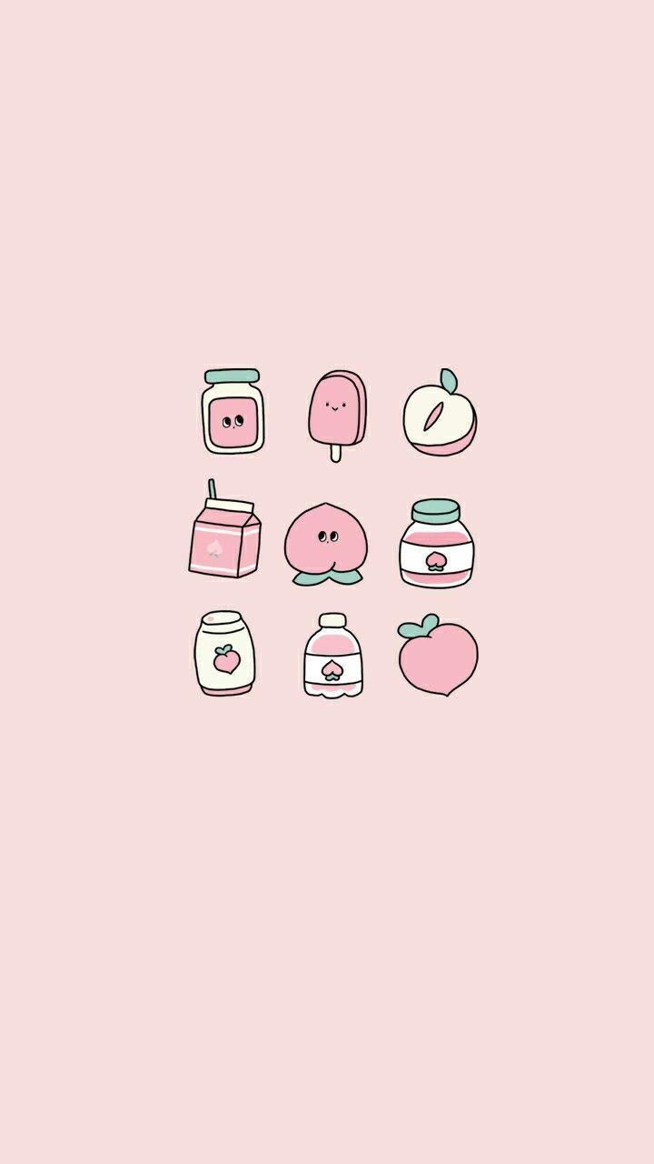 Pin by Cassia W on fondos※ Wallpaper iphone cute, Cute