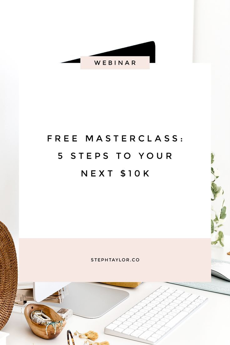 In This Free Content Marketing Training You Ll Learn My 5 Step Framework That Will Bring Closer To Your Next 10k Click Register