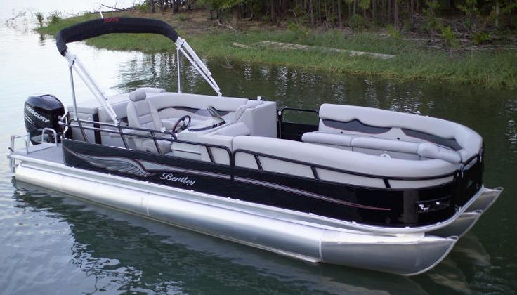 New 2010 Bentley Pontoon Boats 250 Elite Encore Cruise RE Pontoon Boat Photos- iboats.com 1