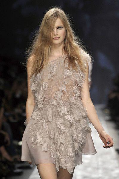 Valentino at Paris Fashion Week Spring 2010