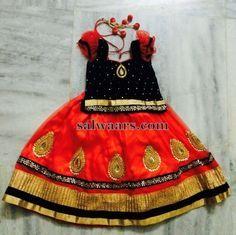 Kundan Lehenga Velvet Blouse - Indian Dresses