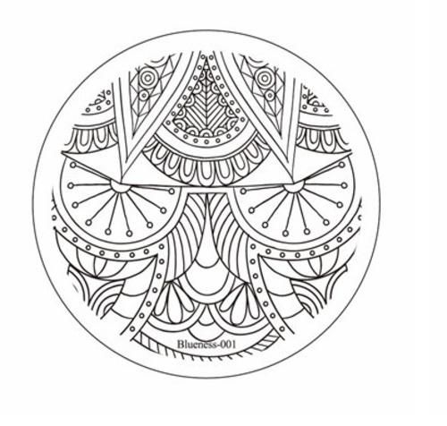 Nails - NAIL ART IMAGE STAMPING PLATE (BL-SERIES) for sale in Virginia (ID:218793241)