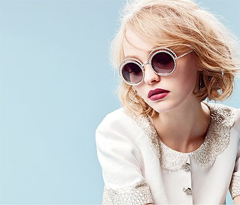 Johnny Depp's Daughter Lily-Rose Is the New Face of Chanel: Photo, Vid - Us Weekly
