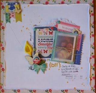 Asokascrapper - Méga-crop octobre2013 - Art du Scrapbooking