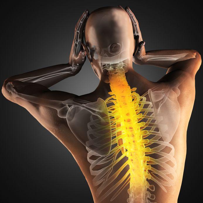 Die besten Übungen gegen Nackenverspannung