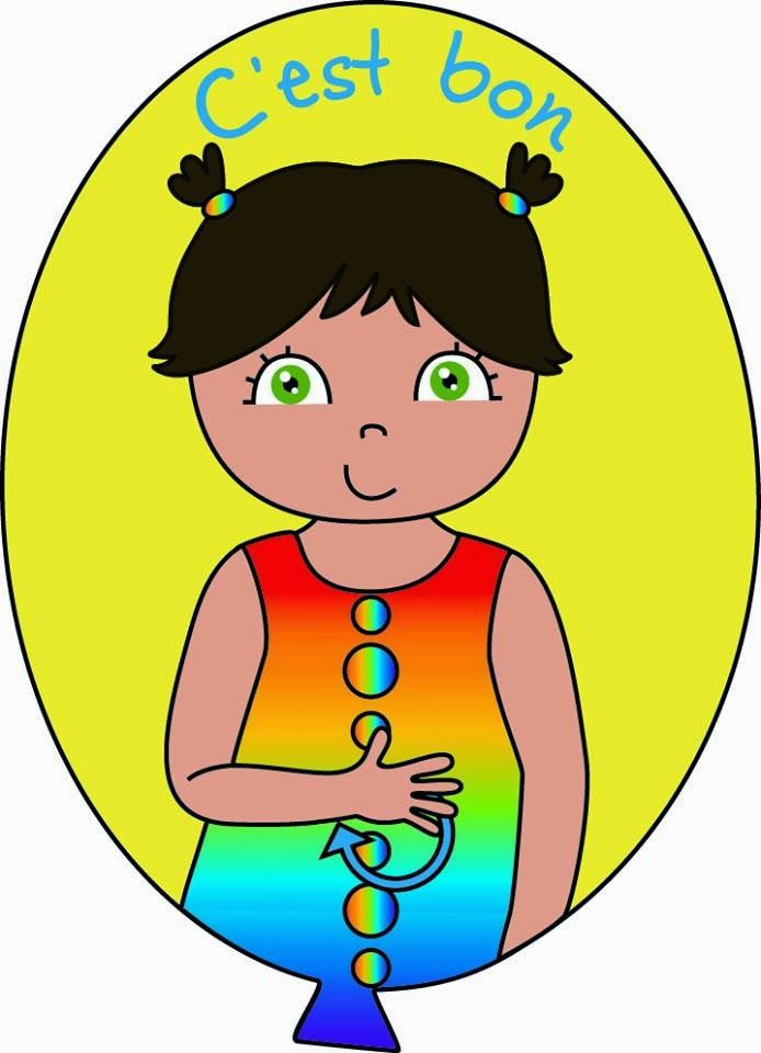 C'EST BON - CONTENT Kestumdis Signe bébé http://www.kestumdis.fr/