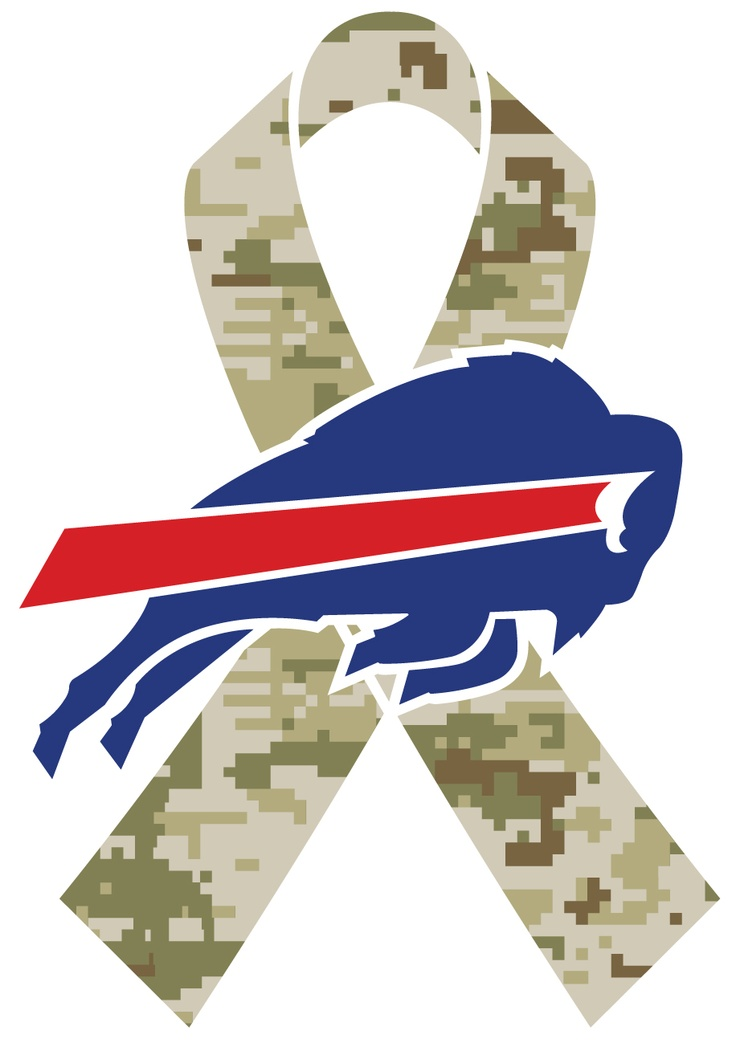 The Buffalo Bills salute our troops. #VeteransDay #SalutetoService