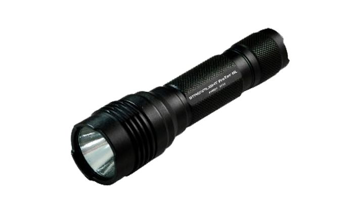 Streamlight ProTAC HL High Lumen Professional Tactical Flashlight with white LED