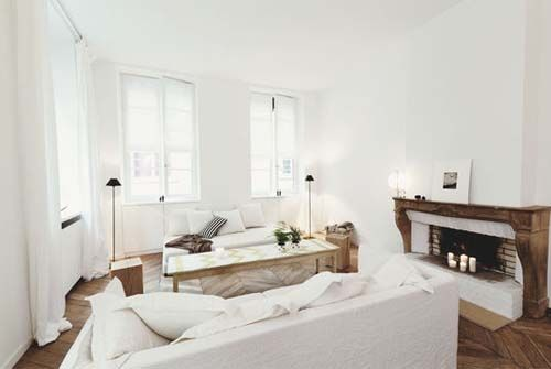 Appartamento luminoso per una giovane coppia