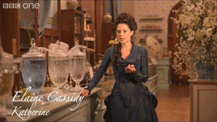 Elaine Cassidy explains Katherine's new life - The Paradise - Series 2 -...
