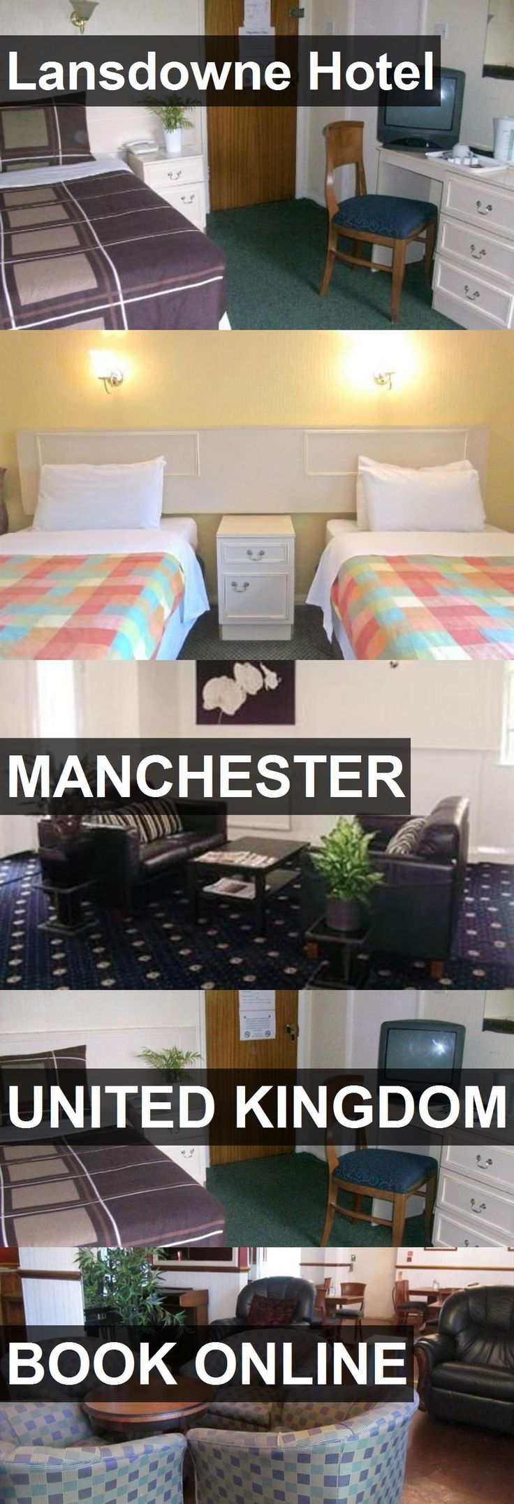 Lansdowne Hotel in Manchester, United Kingdom. For more information, photos, reviews and best prices please follow the link. #UnitedKingdom #Manchester #travel #vacation #hotel