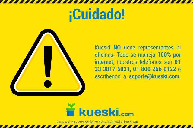 ⚠️❗️IMPORTANTE: Checa nuestra guía para evitar fraudes y robo de identidad. ¡Protégete! #TipsKueski
