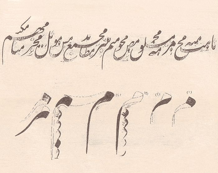 33 Best Persian Calligraphy For Beginners Images On