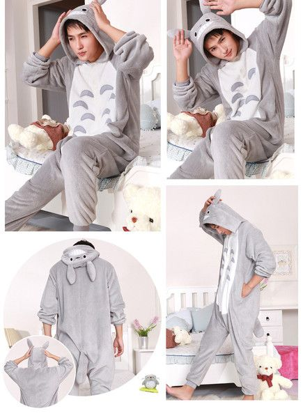 Totoro Kigurumi. 20% Off until Halloween Day!