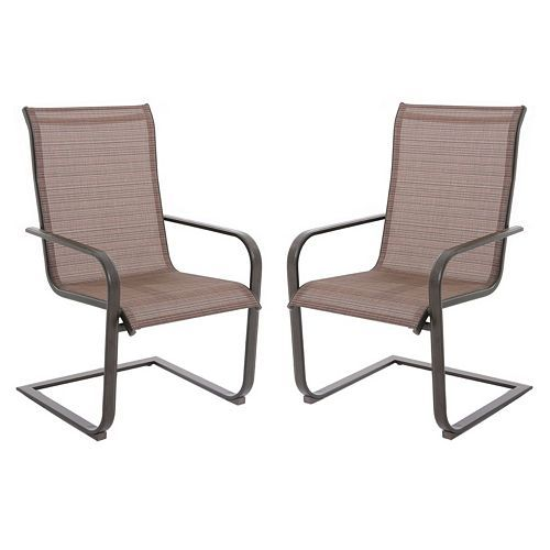 Sonoma Goods For Life 2 Piece C Spring Motion Chair Set