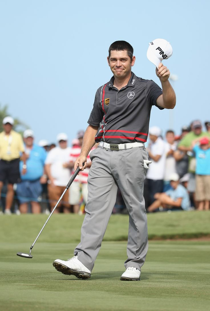 PING Pro Louis Oosthuizen captures his second-consecutive Volvo Golf Champions title.