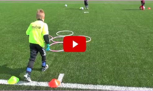 Check out this great Soccer Drills U8. The best soccer drills, videos and articles on the web for football coaches.