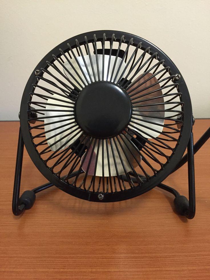 Standard Desk Fan