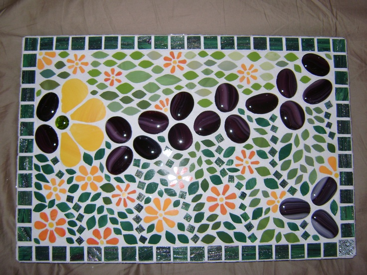 Mosaic - Iris par Christianna
