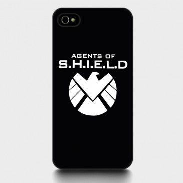 Agents of S.H.I.E.L.D. Logo iphone 5S/5C Case... Imma get an iPhone JUST so I can get this case!!! {:^∆