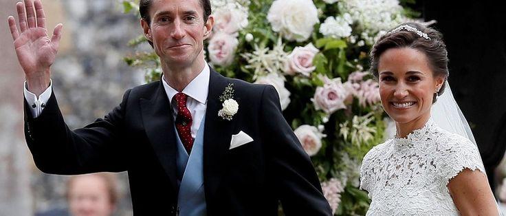 Pippa Middleton, 33, irmã mais nova de Kate, a duquesa de Cambridge, se casou numa pequena igreja na Inglaterra neste sábado (20) rodeada de pessoas da realeza e celebridades. Aos três anos de idade, o príncipe George, terceiro na linha de sucessão para o trono (após seu avô Charles e pai...