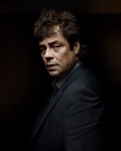 Benicio del Toro by Denis Rouvre