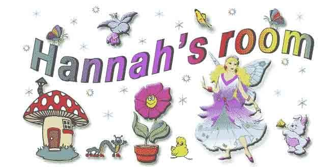 Hannah's-room