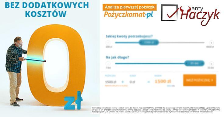 Prawdopodobnie ze względu na coraz większą konkurencję na rynku pożyczek online…